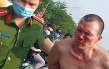 Hà Nội: Đối tượng bị truy nã táo tợn đâm tài xế taxi để cướp của giữa ban ngày