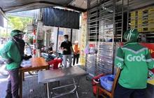 Đà Nẵng tạm dừng hoạt động xe Grab, taxi, xe ôm và shipper để phòng chống dịch Covid-19