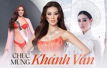Khánh Vân chính thức nằm trong Top 21 Miss Universe 2020!