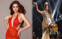 HÓNG: Khánh Vân diện váy của NTK đã từng thiết kế cho Hoa hậu Hoàn vũ 2016 đêm đăng quang, điều kỳ diệu có tiếp tục xảy ra?