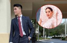 CEO tháp tùng Khánh Vân tại Miss Universe 2020 lại gây crush cực mạnh với ngoại hình bảnh bao