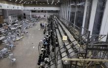 Sập khán đài tại giáo đường Israel khiến 2 người thiệt mạng, hàng trăm người bị thương