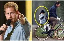 Chỉ trích cha đẻ về cách dạy dỗ con cái, Harry xấu hổ khi bị tung ảnh thời thơ ấu, lật tẩy lời nói dối trắng trợn