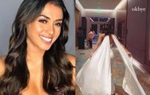 """""""Miss cục súc"""" về tay Hoa hậu Phillipines: Hậu bối rớt top 10, lập tức quay mông vào thiên hạ """"ok bye"""""""