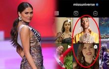 Hóa ra Miss Universe đã tung hint về chiến thắng của Hoa hậu Mexico trước đó trên MXH?