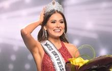 Chúc mừng người đẹp Mexico đăng quang Miss Universe 2020!