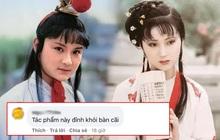 """Visual dàn mỹ nữ Hồng Lâu Mộng bất ngờ """"dội bom"""" MXH Việt, sau 30 năm vẫn """"bất hủ"""" không ai bì kịp"""