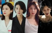"""Mine - bom tấn của Lee Bo Young có mở đầu y hệt Penthouse, đến cả tính cách các chị đẹp cũng """"na ná""""?"""