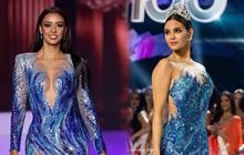 """Fan quốc tế """"chỉ điểm"""" Hoa hậu Thái Lan đạo nhái Miss Universe 2018, từ cái đầm đến kiểu catwalk không chừa miếng nào?"""