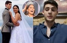 """HOT: """"Chồng tin đồn"""" chính thức phản hồi về ảnh cưới gây tranh cãi với Miss Universe, làm rõ nghi vấn tân Hoa hậu đã kết hôn"""