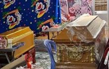 Phân viện Khoa học hình sự vào cuộc vụ chị em tử vong sau khi ăn cháo gà