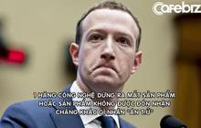 """Facebook của Mark Zuckerberg đối mặt khủng hoảng """"diệt vong"""""""