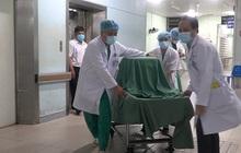 """Clip: 55 phút """"nghẹt thở"""" theo dõi CSGT mở đường, chuyển tạng bệnh nhân chết não về BV Chợ Rẫy cứu sống 4 người"""
