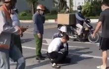 Hà Nội: Xem xét kỷ luật chiến sĩ công an thờ ơ khi tài xế vật lộn với tên cướp tại khu đô thị Thanh Hà