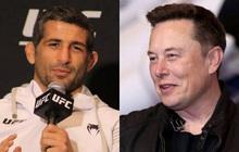 """Võ sĩ bất ngờ lên tiếng """"đòi nợ"""" Elon Musk tại giải MMA lớn nhất thế giới, tỷ phú người Mỹ nhanh chóng có lời đáp"""