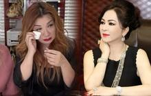 Vợ cũ Bằng Kiều bức xúc đến mức bật khóc, phản đối gay gắt phát ngôn của bà Phương Hằng về việc khán giả nuôi nghệ sĩ