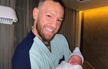 Conor McGregor chào đón thiên thần nhỏ thứ 3, dân tình lũ lượt kéo nhau vào chúc mừng