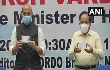 Ấn Độ công bố thuốc mới điều trị COVID-19