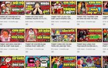 """Thêm một kênh YouTube cực độc hại cho trẻ em chính thức bị xử lý, hàng loạt video đã """"bay màu"""", thấy gương Thơ Nguyễn chưa sợ hay sao?"""