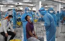 F0 tăng nhanh ở Bắc Giang, kích hoạt bệnh viện dã chiến số 2