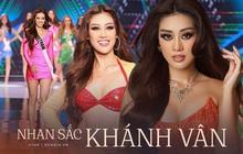 """Nhìn lại visual của Khánh Vân trong đêm Chung kết Miss Universe: """"Đỉnh chóp"""" thế này mà dừng chân ở top 21 quá phí!"""