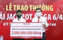 Bỏ mặt nạ, nam thanh niên ở Cần Thơ đeo khẩu trang phòng dịch nhận giải Jackpot 70 tỷ đồng