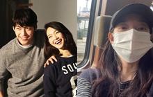 """Shin Min Ah đăng ảnh đi chơi """"sương sương"""", netizen bóc luôn chi tiết nghi vấn hẹn hò Kim Woo Bin"""