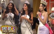 Soi kỹ mới thấy tân Hoa hậu Hoàn vũ mắc 1 nhược điểm y hệt Hoa hậu Đỗ Thị Hà