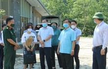 Bệnh nhân mắc Covid-19 tại Sơn Lakhai báo gian dối khi từ vùng dịchvề địa phương