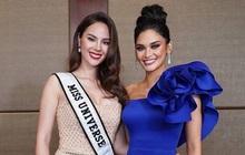 Cùng là Miss Universe người Philippines nhưng Catriona Gray lại ghi điểm với fan Việt hơn hẳn Pia Wurtzbach!