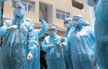 4 người sống cùng chung cư với ca dương tính SARS-CoV-2 tại TP.HCM đã có kết quả xét nghiệm âm tính lần 1