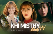 """Điểm lại những lần """"tắc kè hoa"""" MisThy biến hình trong các MV, muôn vàn phong cách, nhạc nào cũng nhảy!"""