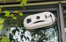 """Bỏ 3 triệu đặt mua robot lau kính tự động, mẹ Hà Nội khoái chí vì vớ được sản phẩm """"đỉnh của chóp"""""""