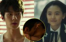 """Fan khóc thét vì Sehun hôn sâu """"gái một con"""" Ngô Thiến ở phim """"đắp chiếu"""" 5 năm, lên sóng mà không vui nha trời!"""
