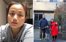 SỐC: Nhà Quỳnh Trần JP bị kẻ gian rình rập khi chỉ có hai mẹ con ở nhà, ông xã phản ứng cực nhanh để cứu giúp