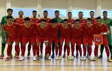 Lịch thi đấu play-off của đội tuyển futsal Việt Nam tranh vé dự World Cup 2021