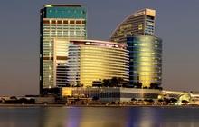 """Choáng ngợp trước khách sạn xa hoa của tuyển Việt Nam tại UAE, nơi từng là """"vận son"""""""
