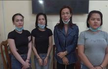 """TP.HCM: 4 đối tượng chuyển giới gạ gẫm khách Hàn Quốc """"vui vẻ"""" rồi trộm tài sản"""