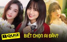 Đặt lên bàn cân với những màn song đấu đọ sắc, đọ tài các mỹ nữ làng game Việt, bạn sẽ chọn ai?