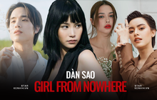 """Bi kịch dàn sao Girl From Nowhere 2: """"Nanno"""" Kitty Chicha yêu đồng giới, Yuri mắc bệnh hiểm nghèo, nữ phụ mất con trai duy nhất"""