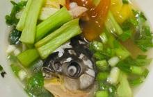 Đừng hỏi vẻ bề ngoài quan trọng thế nào nữa, nhìn bát canh cá này bạn sẽ có câu trả lời ngay