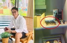 """Matt Liuu đăng story khoe phòng thử đồ, đập tan tin đồn """"có một chiếc kính"""" mang hoài"""