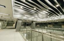 Cận cảnh nhà ga ngầm thứ 2 của Metro: Kiến trúc hiện đại, lượn sóng nhè nhẹ như sông Sài Gòn