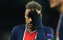 Neymar cùng đồng đội suy sụp sau thất bại ở bán kết Champions League