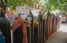 """Tòa án Ấn Độ: Để bệnh nhân Covid-19 chết vì thiếu oxy """"không khác gì diệt chủng"""""""
