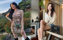 """Style mùa hè của Tiffany - Sooyoung (SNSD) chính là """"chân ái"""" cho những quý cô thanh lịch nhưng sexy khó cưỡng"""
