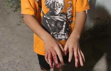 Vụ bé trai bị cha đánh đập dã man ở TP.HCM: Bé đi học bình thường ngày 2 buổi, thông tin bị ép đi bán vé số là chưa chính xác