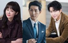 """30 diễn viên hot nhất xứ Hàn: Song Joong Ki lên ngôi vương ngỡ ngàng sau 2 năm ly hôn, Jang Nara khiến dàn sao Penthouse """"bay màu"""""""