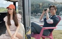 """""""Cặp đôi Thư Ký Kim"""" Park Seo Joon - Park Min Young bị soi """"hint"""" hẹn hò qua... chiếc quần: Quá lộ hay chỉ trùng hợp đây?"""