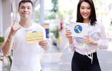 Trương Thế Vinh xé bảng tên Thuý Ngân kiểu gì đây tại Running Man Việt?
